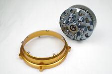 "Ducati Antihopping Kupplung titanium mit Kupplungsdeckel ""Castor"" Set NEU"