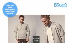 Brave Soul Cotton Waist Length Coats & Jackets for Men