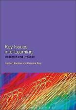 Key Issues in e-Learning: Research and Practice, Daly, Caroline, Pachler, Norber