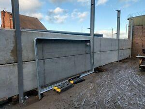 20 ft  - 6090 x 1000 x 100 concrete panels