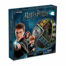 Pressman Harry Potter Triwizard Maze Game Pop N' Race