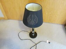 2011 Lucasfilms Ltd. Star Wars Light Saber Lamp Vg/Ex Condition