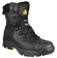 Amblers FS999C Black Waterproof Heat Resistant Composite Safety Work Boot