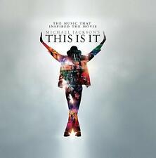 Michael Jackson : This is It (CD) Souvenir Edition