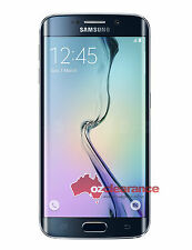 Grade B | Samsung Galaxy S6 Edge | 32GB Black Sapphire | cracked back
