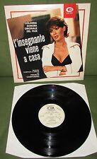 Franco Campanino I' INSEGNANTE VIENE A CASA OST Orig 1st IT CAM 1979 PROMO NM