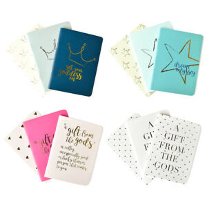 A Gift From The Gods Mini Notebooks Pack of 3