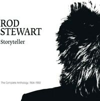 Rod Stewart - Storyteller: The Complete Anthology 1964-1990 [New CD] U