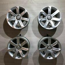 4x Audi TT 8J orig. Alufelgen 9x18 ET52 5x112 Felgen 8J0601025Q A4 A6 8J060165A