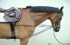 Dreieckszügel Wiener Zügel Laufferzügel Pony