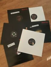 Job Lot 6 LPs Absolut Freak Records French Label House Electro Techno VINYL Mint
