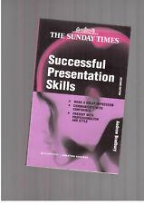 The sunday times successful presentation skills by Andrew Bradbury