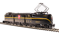 BROADWAY LIMITED 4690 HO GG1 Electric PRR #4807 DGLE 1 St Paragon3 Sound/DC/DCC