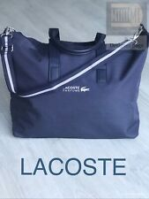 🆕LACOSTE WEEKEND BAG TRAVEL BAG GYM BAG DUFFLE HOLDALL NEW