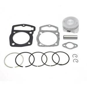 65.5mm x 43mm STD Piston Rings Gaskets Kit For Honda XL200R XR200R XR200 1980-02