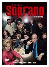 RODZINA SOPRANO (THE SOPRANOS) - SEZON 4 - BOX [4 DVD]
