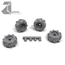 Zinge Industries 27mm Off Road Ruedas x4