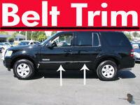 Ford EXPLORER CHROME SIDE BELT TRIM DOOR MOLDING 2006 2007 2008 2009 2010