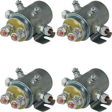 4 Solenoid Relay Switch Continuous Duty For Autocrane Boom Winch Marine SBD4201A