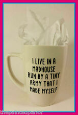 """Funny """"Army"""" Mom Coffee Tea Mug Birthday Present Gift Christmas Mother's Day"""
