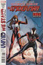 ULTIMATE COMICS SPIDERMAN 17...VF/VF+...2013...Brian Michael Bendis...Bargain!