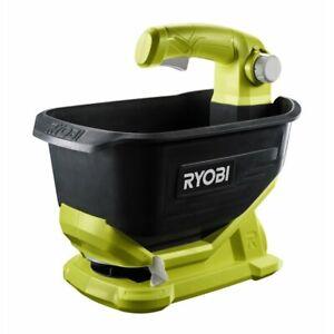Ryobi ONE+ 18V Cordless 4 Litre Seed And Fertiliser Spreader  - Tool Only