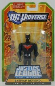 DC Universe Batman Beyond Justice League Unlimited Fan Collection Mattel Terry