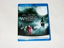 An American Werewolf in London Blu-ray Full Moon Edition Free Shipping