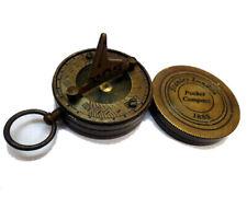 Sundial Compass Wholesale Lot of 25 vintage Antique EDH