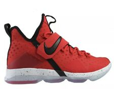 Nike Lebron 14 XIV 'University Red' Mens Size 10 (852405-600)