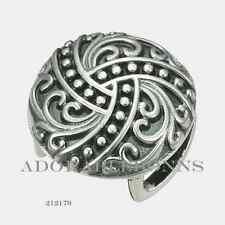 Silver Why Knot? Slide Charm 212179 Authentic Lori Bonn Bonn Bons Sterling