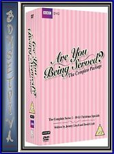 ARE YOU BEING SERVED -  COMPLETE  COLLECTION 1 - 10 + XMAS SPECIALS *BRAND NEW**