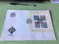 Portugal 1981  Large Stamp Sheet  Stamps Cover Ref 52296