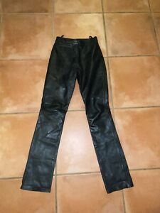 Vintage Wilsons Maxima Leather Pants Size 4