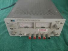 WORKING HP HEWLETT-PACKARD 6236B VARIABLE DC POWER SUPPLY