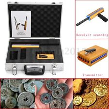 3D 800M Long Range Search Metal Detector Scan Copper/Gold/Silver/Diamond Finder