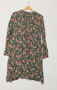 M&S Marks And Spencer Floral Multicolour UK 20