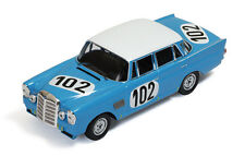 Mercedes-benz 300-se 102 W-111 Winner 24-h Spa 1964 Crevits Goseelin 1-43 IXO
