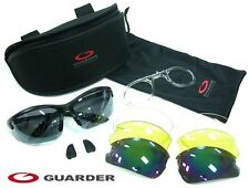 Guarder G-C3 Polycarbonate Eye Protection Glasses Eyewear Airsoft Occhiali