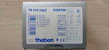 Theben digitale Schaltuhr für Reiheneinbau - TR610 top2 6100100 in OVP