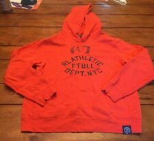 Polo Ralph Lauren Boys Hoodie Size XL (18-20) Orange