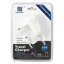 ALIMENTATORE CHARGER 2.1A PER APPLE IPHONE 5 6 IPAD 4 5 AIR IPOD TOUCH 5 NEWTOP®