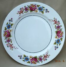"""JANINE"" ROYAL GRAFTON CHINA 8"" PLATE.collectables/decorative/catering/floral"