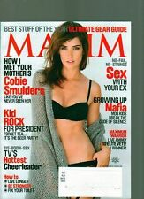 Maxim Magazine December 2010 Cobie Smulders Kid Rock Aly Michalka