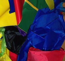 14 OZ Sampler ~SCRAP Premium Ripstop Nylon Fabric Kites Banners Windsocks Crafts