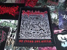 Inquisition Woven Import Patch Thrash Black-Metal Darkthrone Mayhem