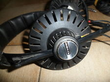 Sennheiser HD 424 con enchufe rancio y adaptador sin almohadilla