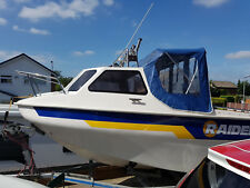 RAIDER 16 FT CUDDY FISHING BOAT