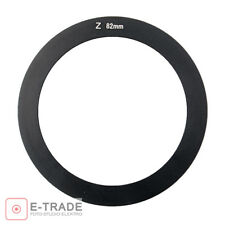 Lensso Adapter Ring 82mm 82 mm For Cokin Z-Pro Z PRO filter holder