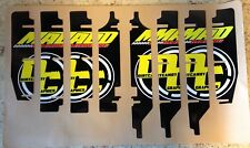 2010-2017 Suzuki RMZ250 RMZ450 Radiator Grill Decals Graphics Stickers Yoshimura